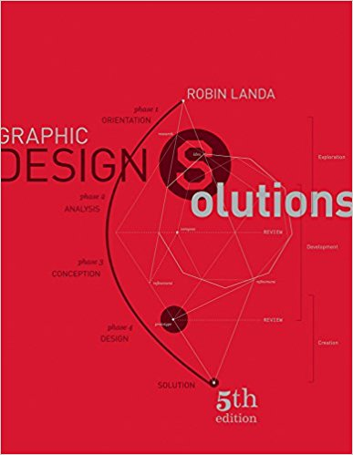 Graphic design solutions / Robin Landa.
