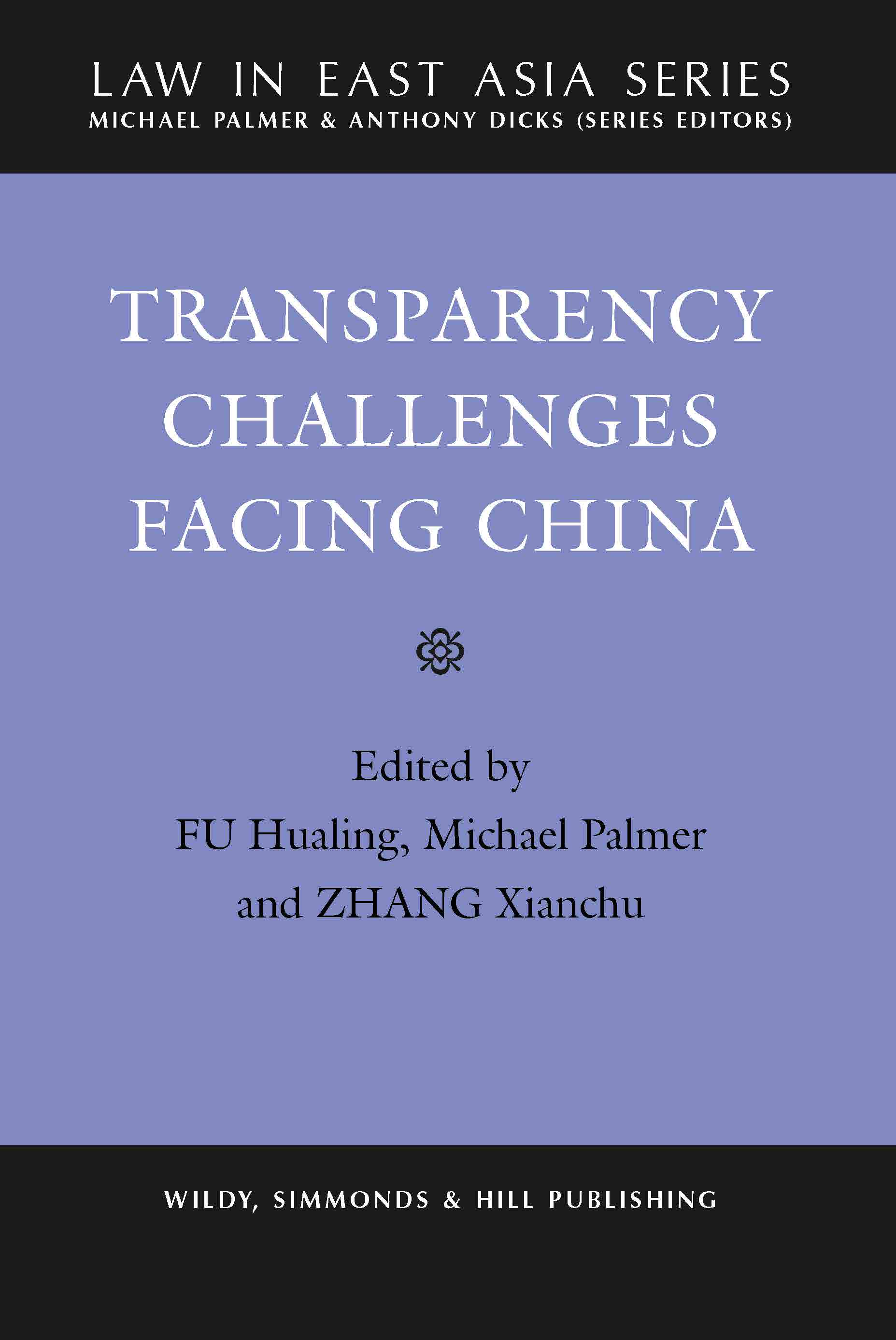 Transparency challenges facing China