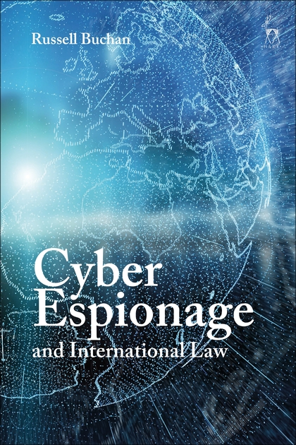 Cyber espionage and international law